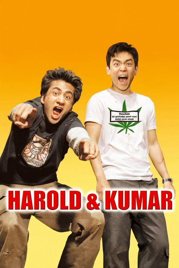 ჰაროლდი და კუმარი თეთრ სასახლეში / Harold & Kumar Get the Munchies
