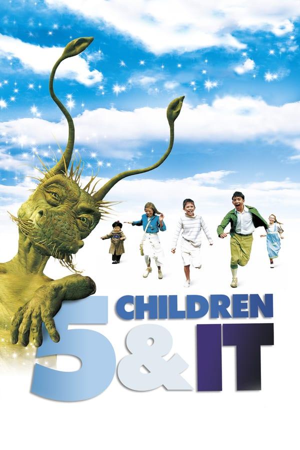 ხუთი ბავშვი და იგი / Five Children and It