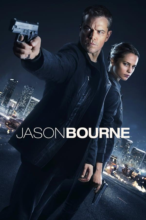 ჯეისონ ბორნი / Jason Bourne