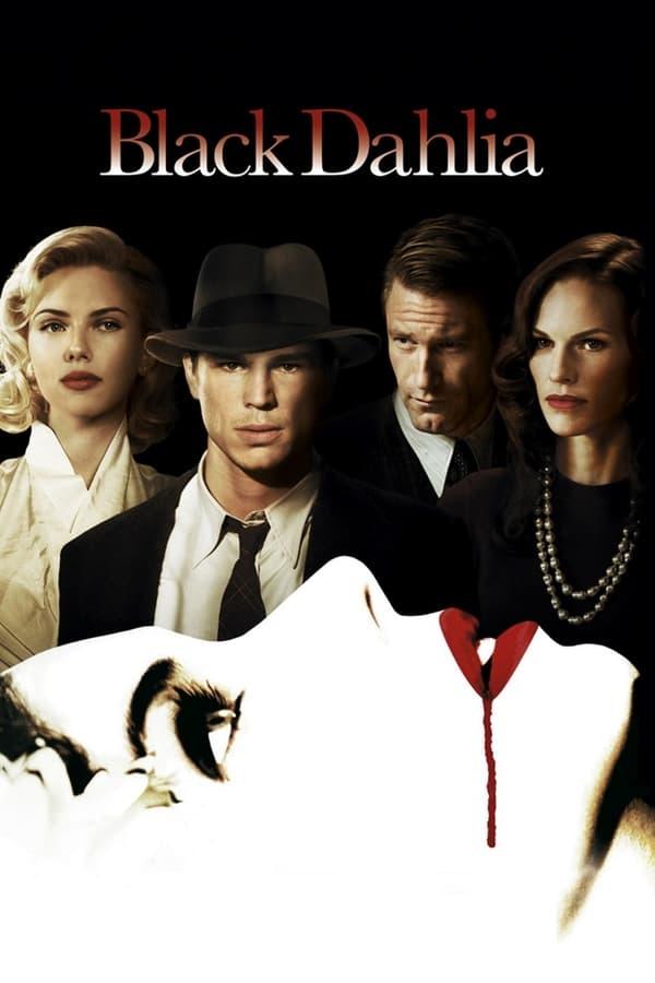 შავი ორქიდეა / The Black Dahlia