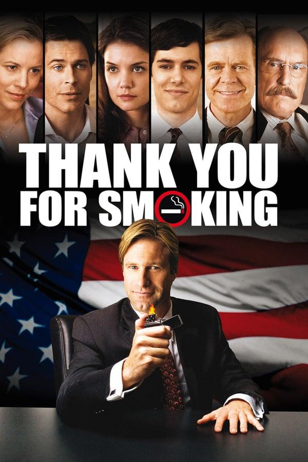 აქ ეწევიან / Thank You for Smoking