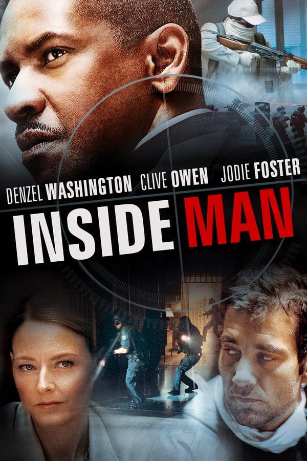 მოუხელთებელი / Inside Man