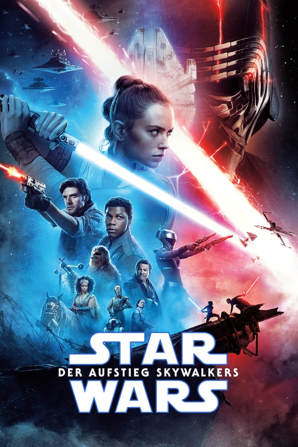 ვარსკვლავური ომები: ეპიზოდი IX / Star Wars: The Rise of Skywalker