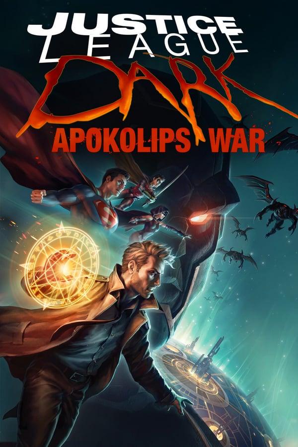 სამართლიანობის ბნელი ლიგა : აპოკალიფსის ომი / Justice League Dark: Apokolips War