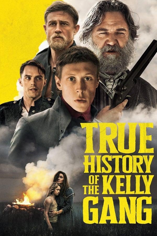 კელის ბანდის ნამდვილი ამბავი / True History of the Kelly Gang