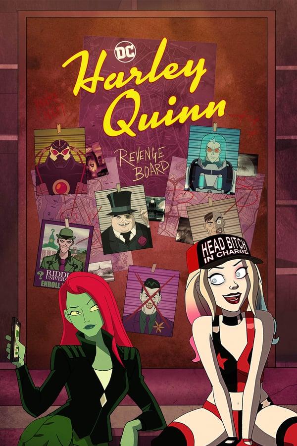 ჰარლი ქვინი / Harley Quinn