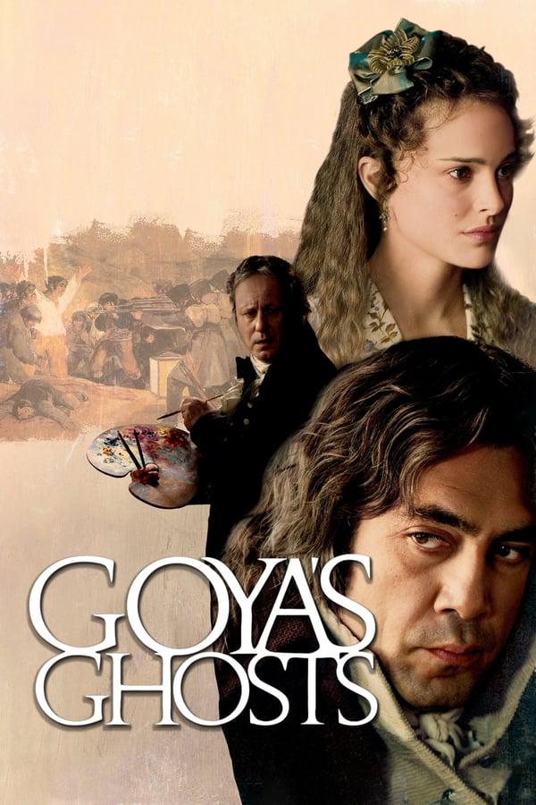 გოიას აჩრდილი / Goya's Ghosts