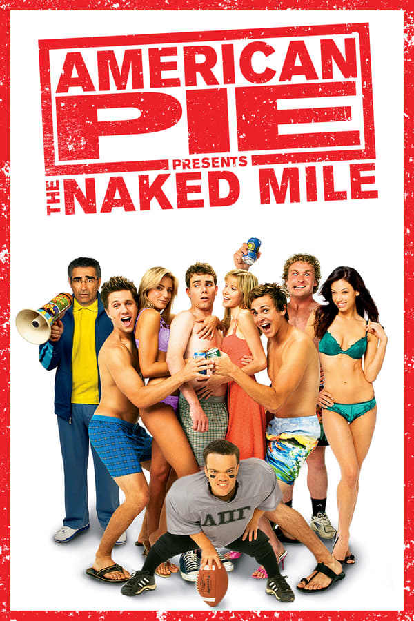 ამერიკული ნამცხვარი 5 / American Pie Presents: The Naked Mile