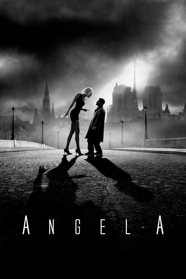 ანგელოზი-ა / Angel-A