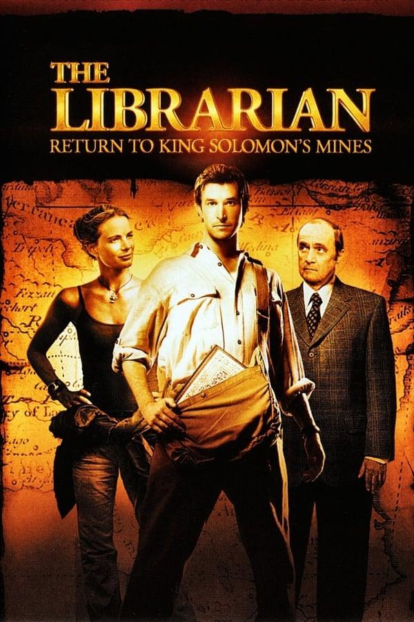 ბიბლიოთეკარი: მეფე სოლომონის საგანძურთან დაბრუნება / The Librarian: Return to King Solomon's Mines