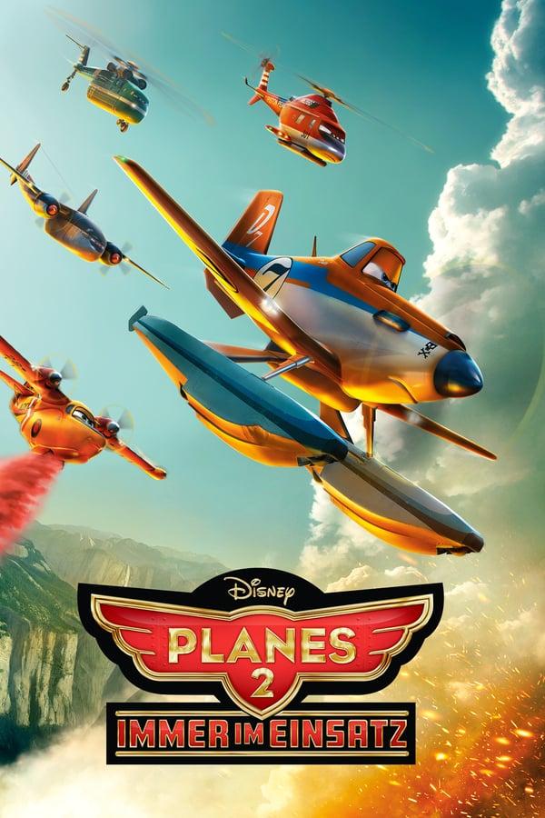 თვითმფრინავები 2 / Planes: Fire & Rescue