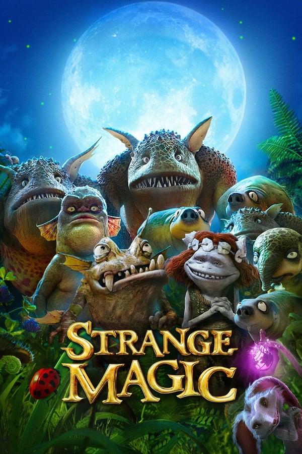უცნაური მაგია / Strange Magic