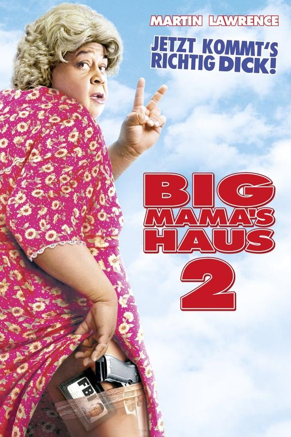დიდი დედიკოს სახლი 2 / Big Momma's House 2
