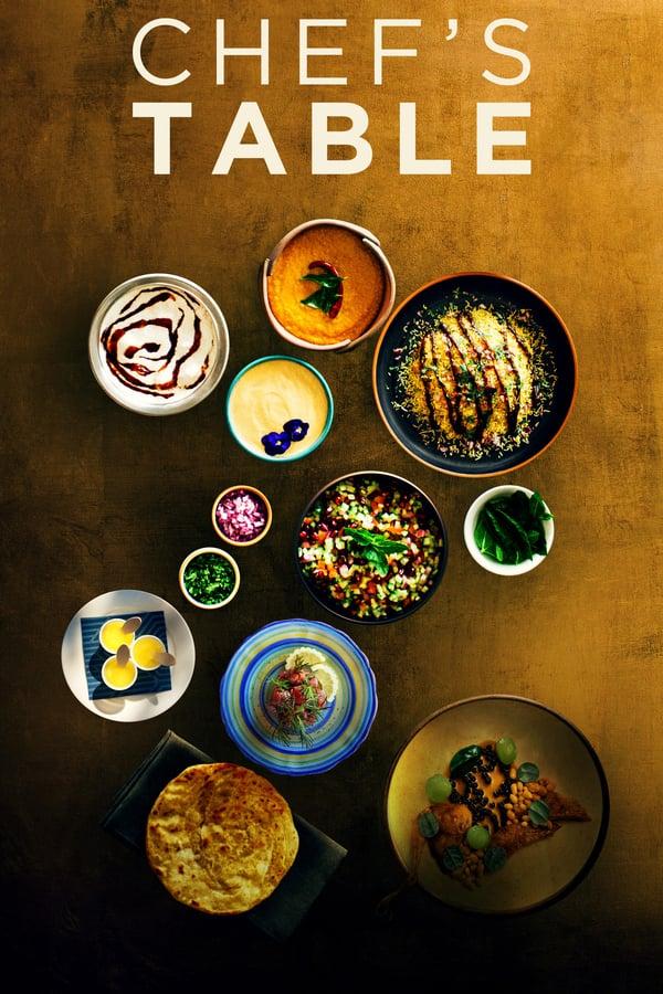 შეფმზარეულისაგან / Chef's Table