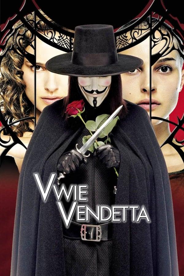 V ნიშნავს ვენდეტას / V for Vendetta