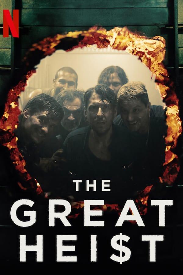 საუკუნის ძარცვა / The Great Heist