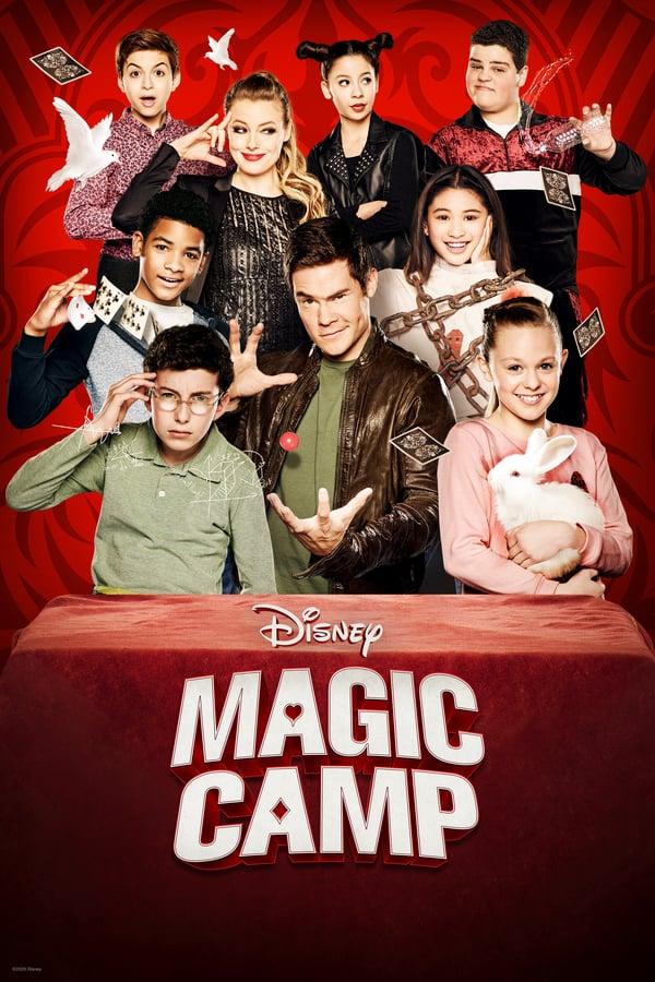 ჯადოსნური ბანაკი / Magic Camp