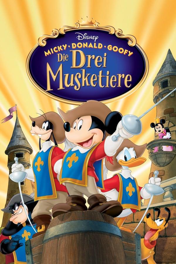 მიკი, დონალდი და გუფი: სამი მუშკეტერი / Mickey, Donald, Goofy: The Three Musketeers