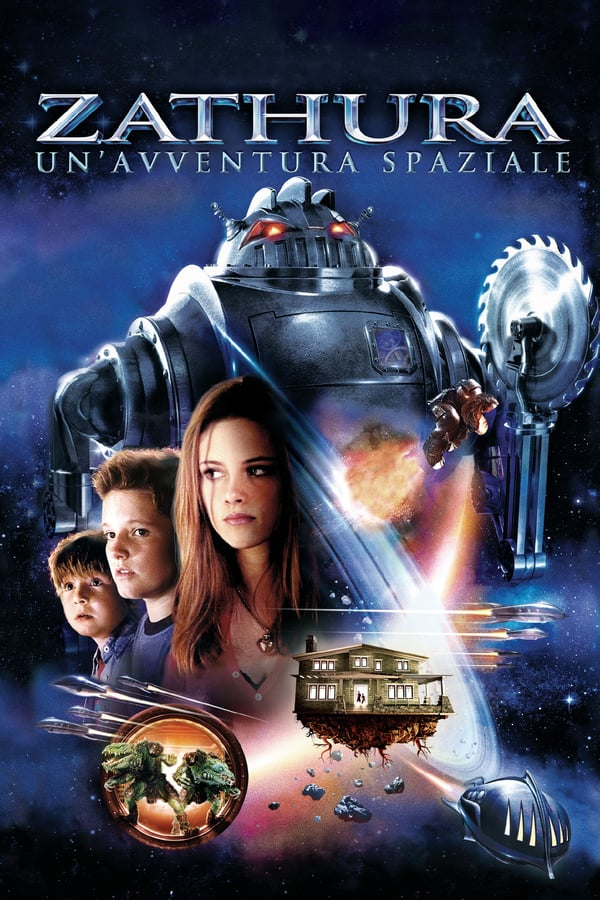 ზატურა / Zathura: A Space Adventure