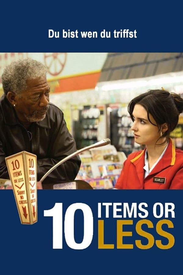 10 ან ნაკლები / 10 Items or Less
