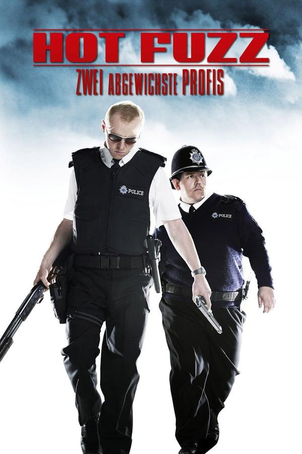 ვითომ მაგარი პოლიციელები / Hot Fuzz