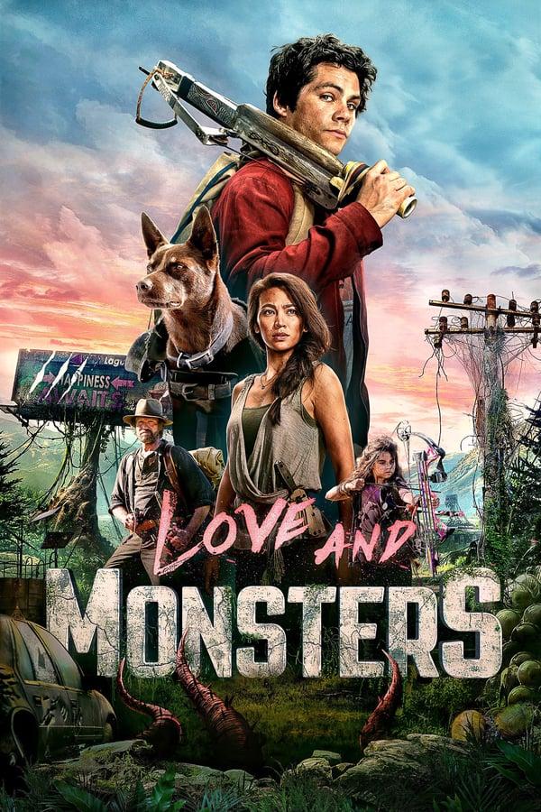 სიყვარული და მონსტრები / Love and Monsters