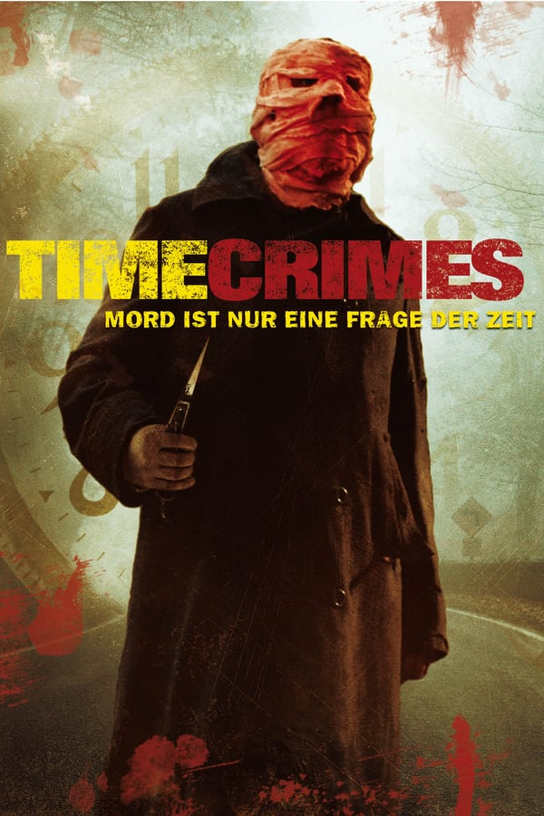 დროის მარყუჟი / Timecrimes