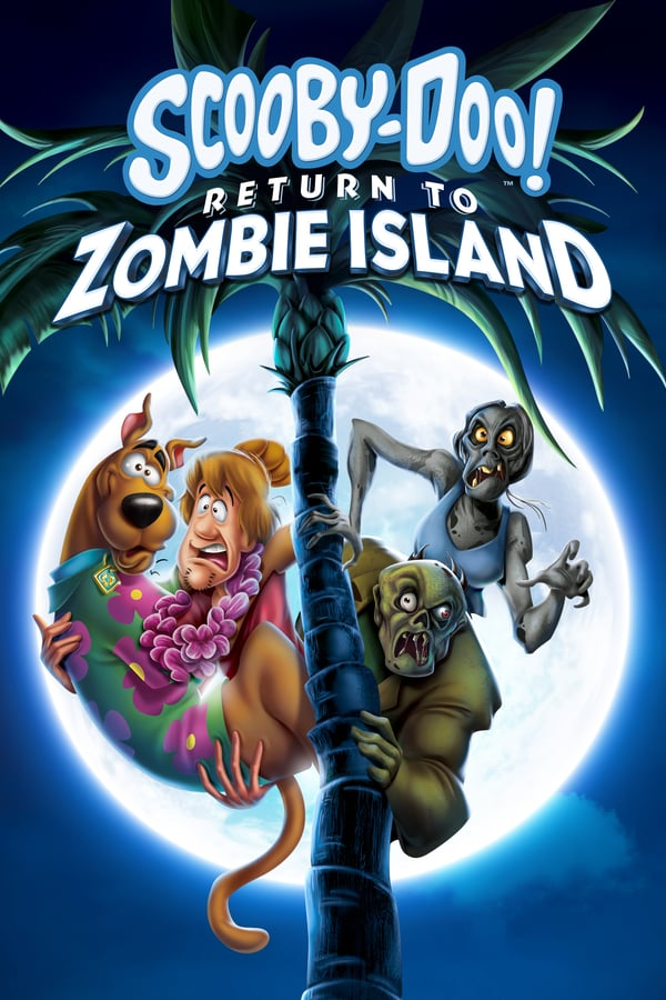 სკუბი-დუ: ზომბების კუნძულზე დაბრუნება / Scooby-Doo: Return to Zombie Island