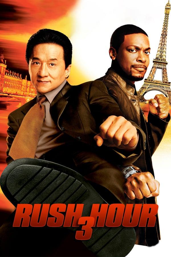 პიკის საათი 3 / Rush Hour 3