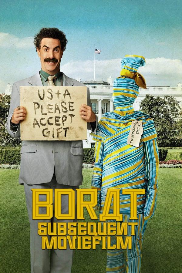 მორიგი ფილმი ბორათზე / Borat Subsequent Moviefilm