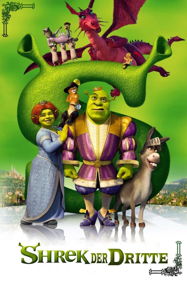შრეკი 3 / Shrek the Third