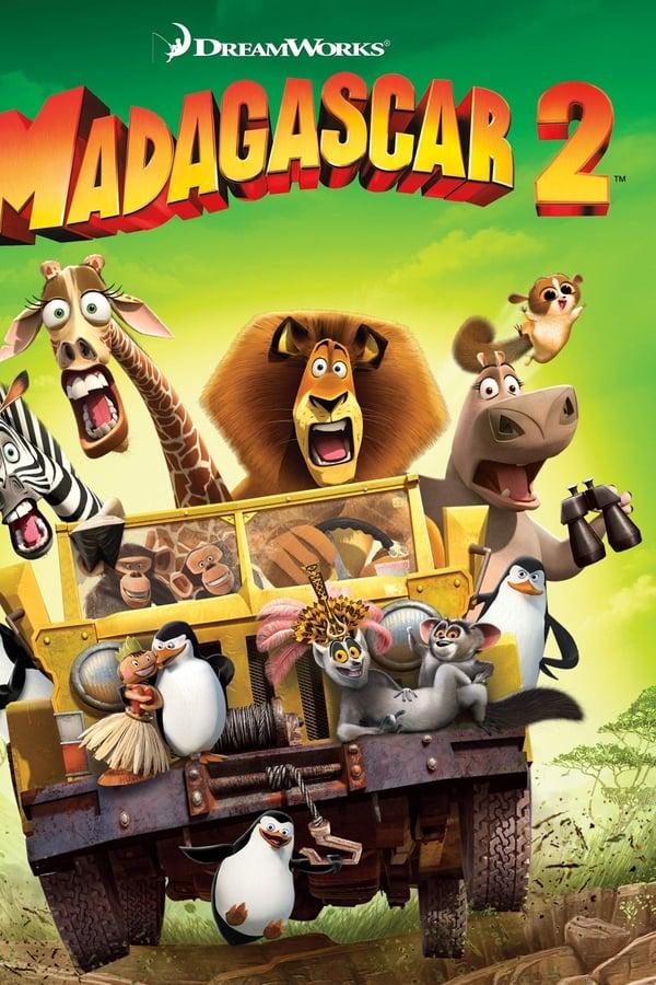მადაგასკარი 2 / Madagascar: Escape 2 Africa