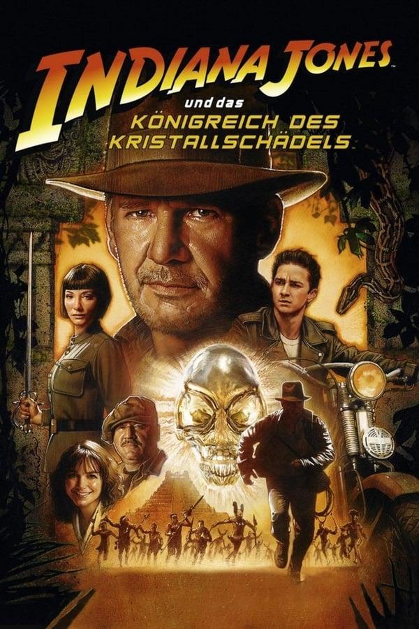 ინდიანა ჯონსი და ბროლის თავისქალის სამეფო / Indiana Jones and the Kingdom of the Crystal Skull