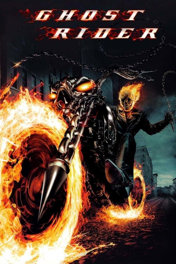 მრბოლელი აჩრდილი / Ghost Rider