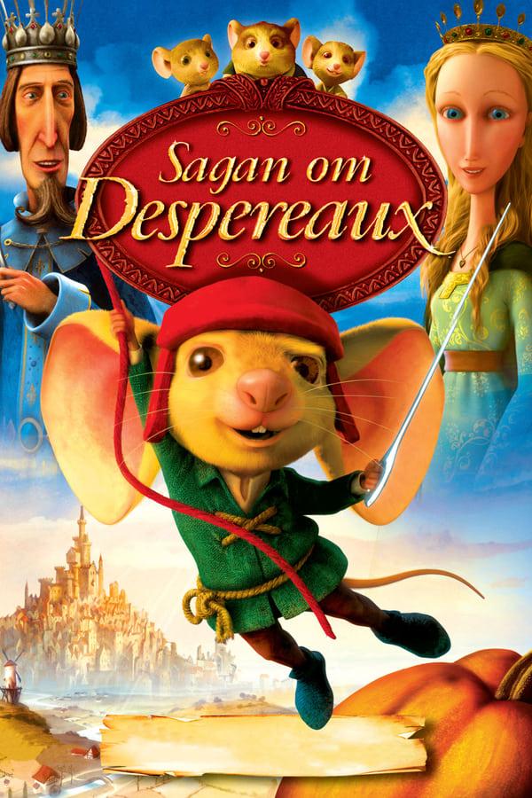 დესპეროს თავგადასავალი / The Tale of Despereaux