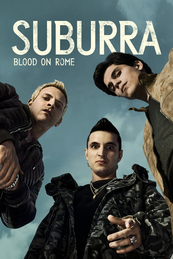 სუბურა / Suburra: Blood on Rome