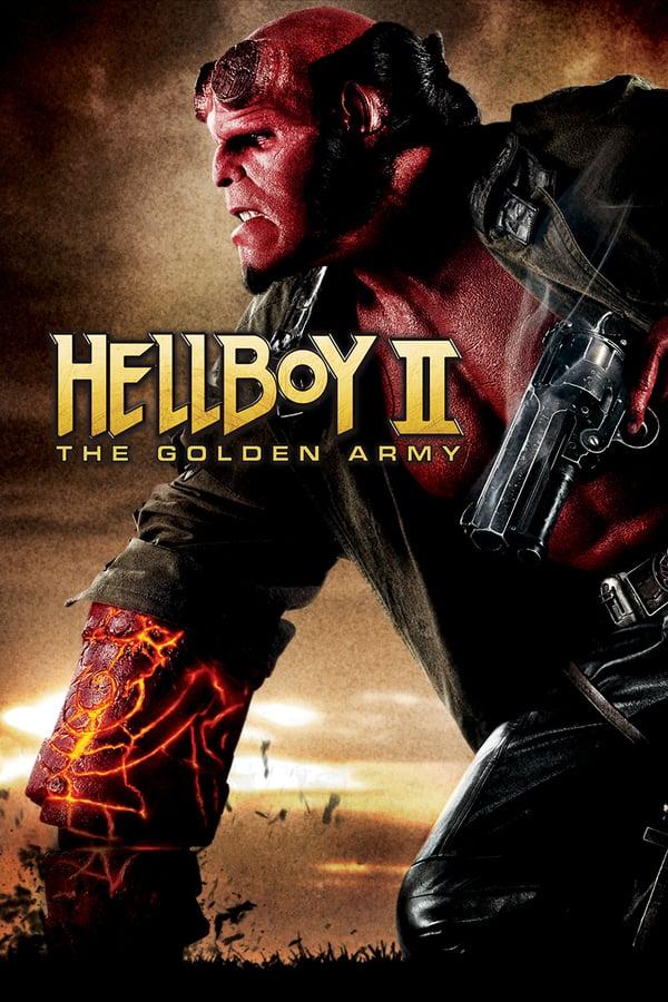 ჰელბოი II: ოქროს არმია / Hellboy II: The Golden Army