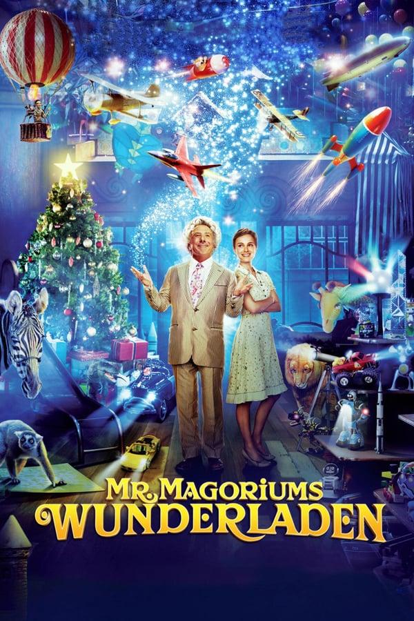 მისტერ მაგორიუმის საოცარი სამყარო / Mr. Magorium's Wonder Emporium