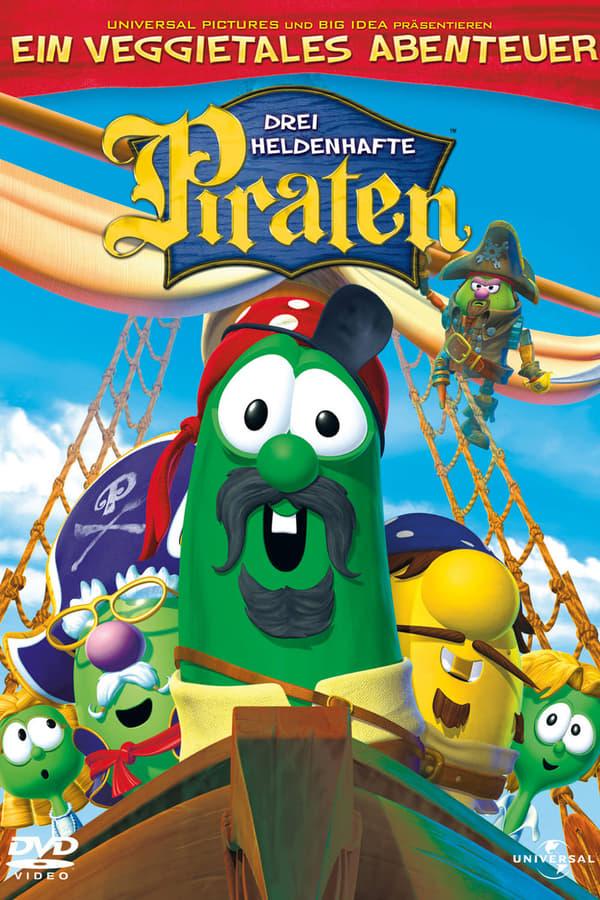 მეკობრეების თავგადასავალი ბოსტნეულობის ქვეყანაში 2 / The Pirates Who Don't Do Anything: A VeggieTales Movie