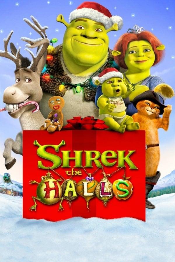 შრეკის შობა / Shrek the Halls