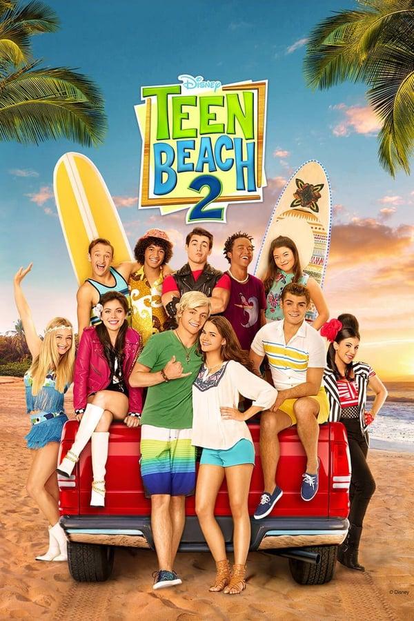 ზაფხული. სანაპირო 2 / Teen Beach 2