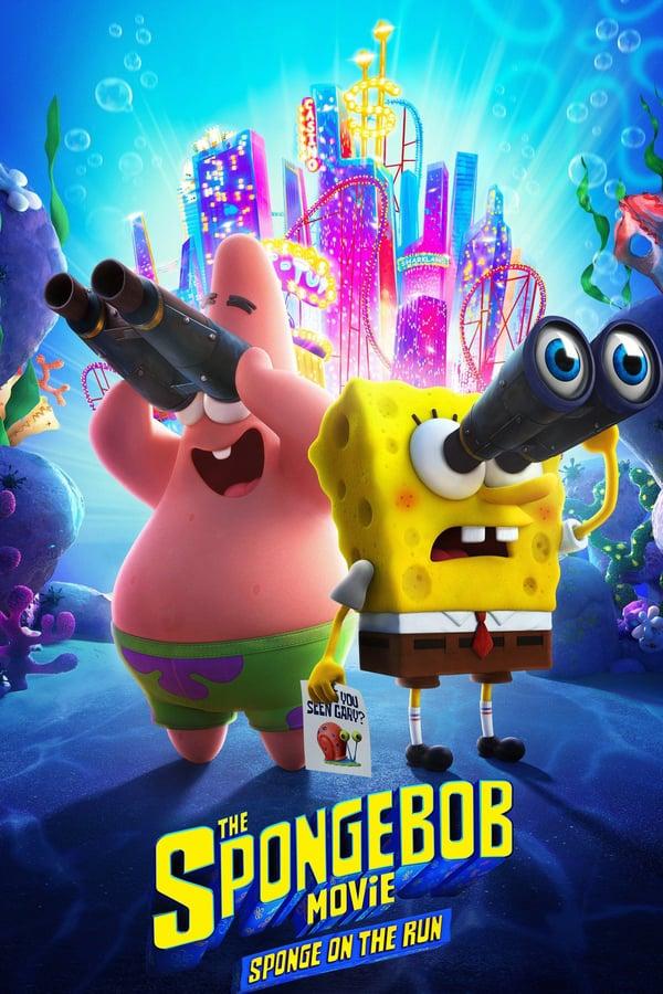 სპანჯბობი: სპანჯი გარბის / The SpongeBob Movie: Sponge on the Run