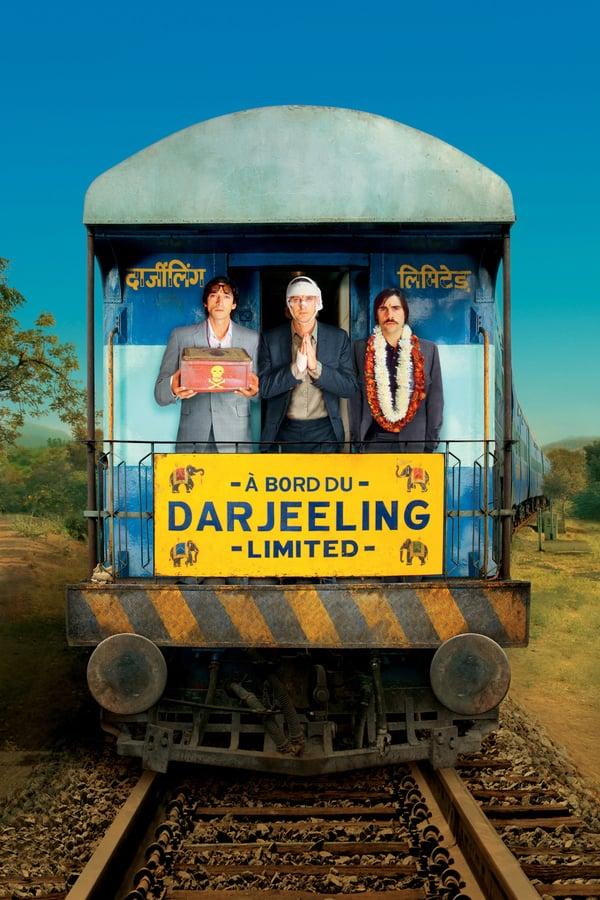 მატარებელი დარჯილინგის მიმართულებით / The Darjeeling Limited