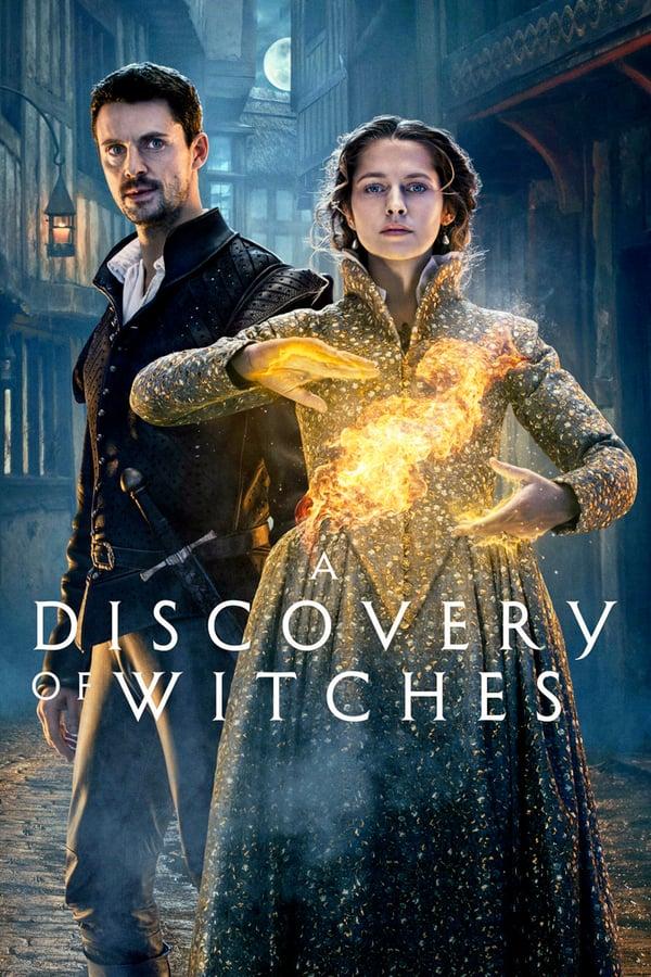 ჯადოქრების აღმოჩენა / A Discovery of Witches