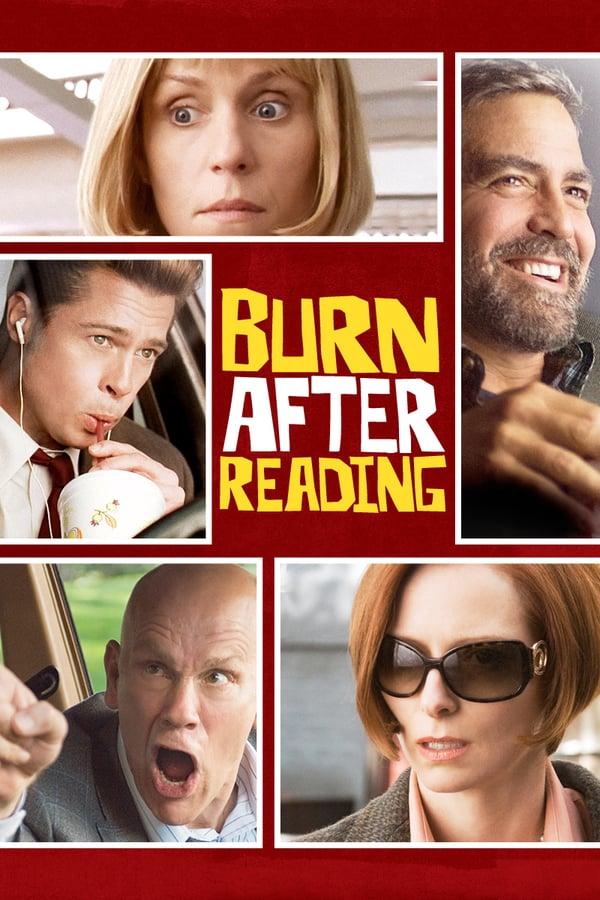 წაკითხვისთანავე დაწვით / Burn After Reading