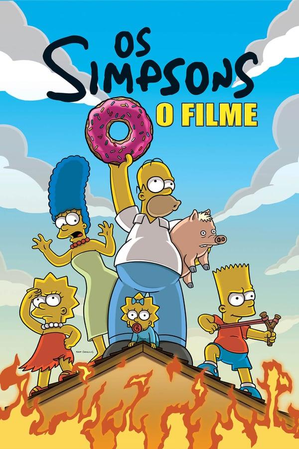სიმპსონების ფილმი / The Simpsons Movie