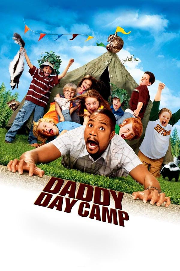 მამიკოების ზაფხულის ბანაკი / Daddy Day Camp