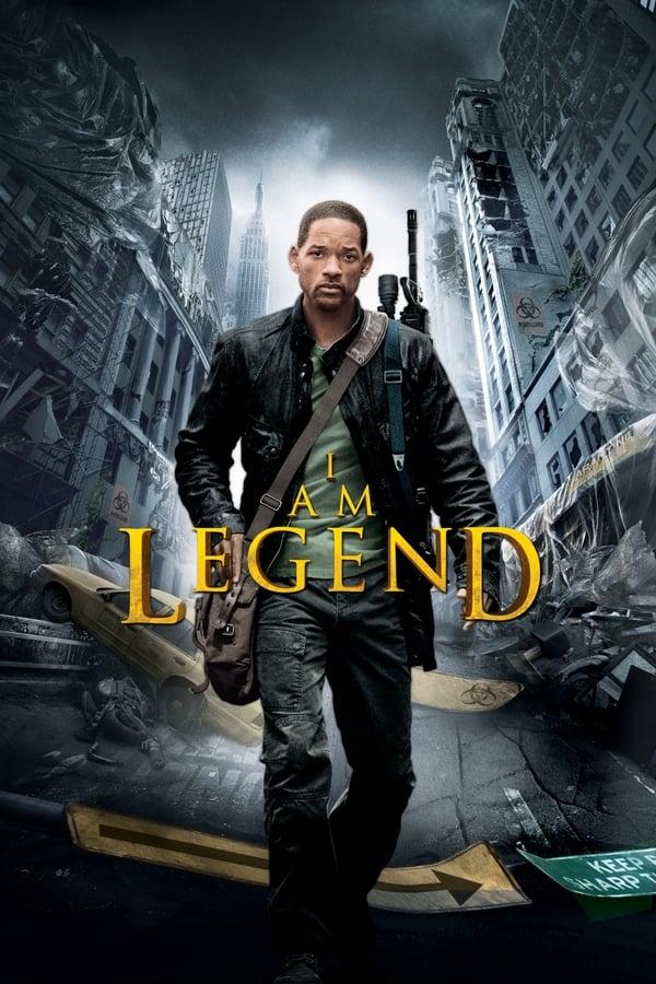 მე ვარ ლეგენდა / I Am Legend
