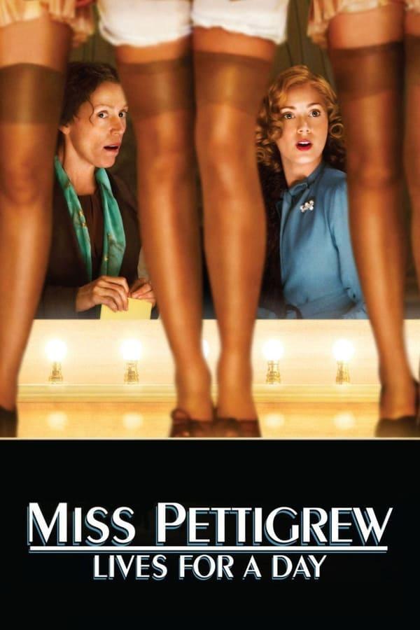 ერთი დღე მის პეტიგრიუს ცხოვრებიდან / Miss Pettigrew Lives for a Day