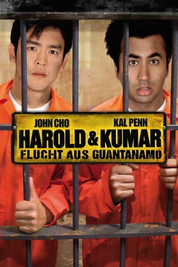 ჰაროლდის და კუმარის გაქცევა გუანტანამოდან / Harold & Kumar Escape from Guantanamo Bay